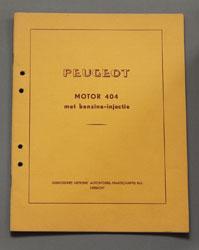 1963 Peugeot 404 Motor met benzine injectie - Nefkens NL - OCR.pdf
