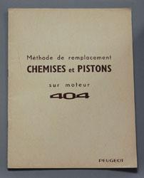 1962 Peugeot 404 Méthode rempl Chem%2bPistons FR - OCR.pdf
