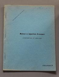1962 Peugeot 404 Moteur a injection Interventions%2bReglages FR - OCR.pdf